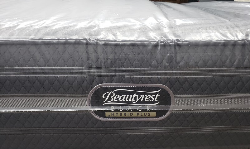 Simmons Beautyrest Black Hybrid Plus Jennings 14 5 Plush Queen Mattress