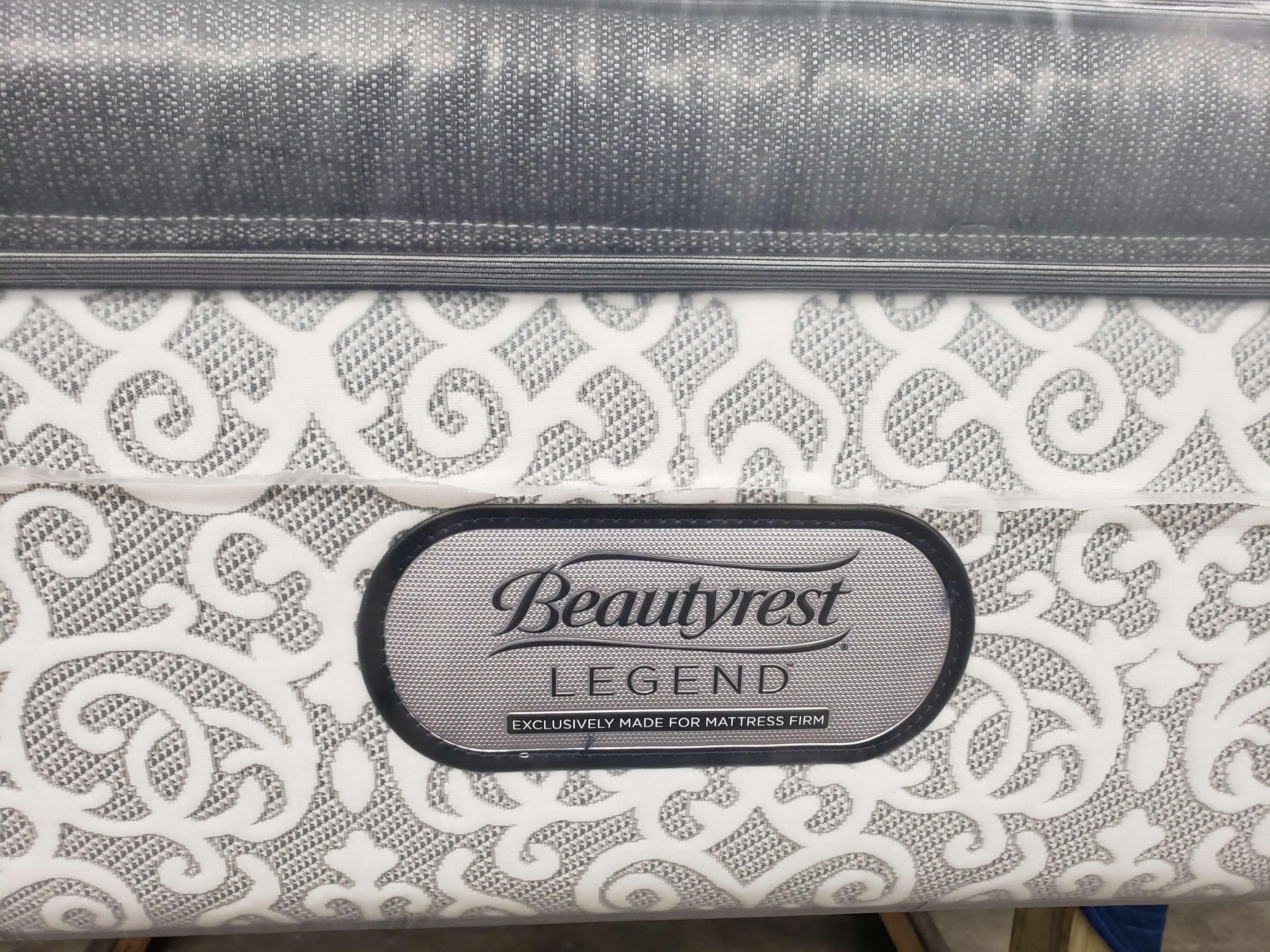 Simmons Beautryrest Legend Bradford 16 8 Quot Pillowtop Queen