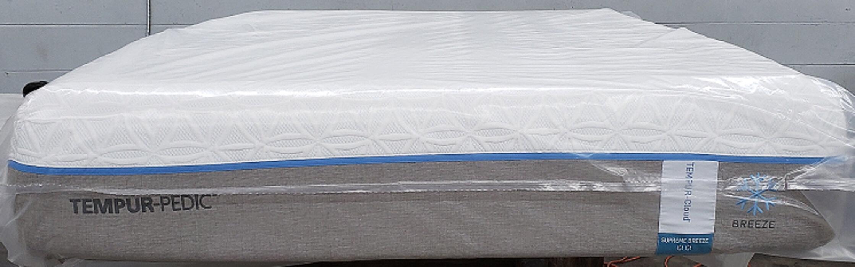 Tempur Pedic Cloud Supreme Breeze Queen Mattress
